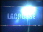 Canadian Lacrosse Assoc promo airing on Sportsnet. Note: The editing and graphics are paced in keeping with the pace of Sportsnet.